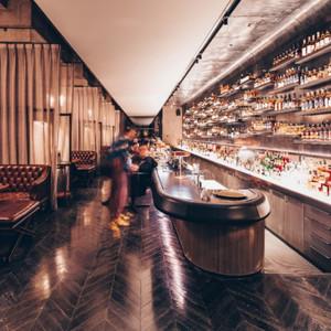 CHAO开启第二届北京威士忌狂欢节,打造京城最长威士忌墙