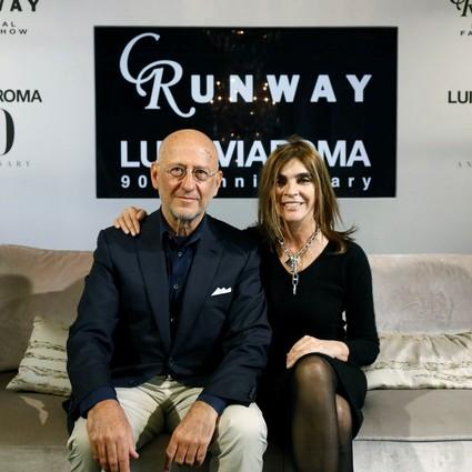 CARINE ROITFELD隆重宣布首届CR RUNWAY时装秀 将携手ANDREA PANCONESI共同庆祝 LUISAVIAROMA成立90周年
