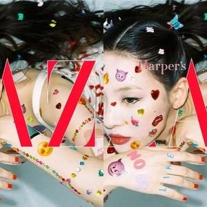 宣美的童趣妆告诉我们,大小孩也是小孩,能减龄就行!