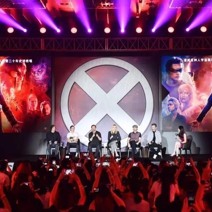 X战警20年,终于等到一美来中国啦!