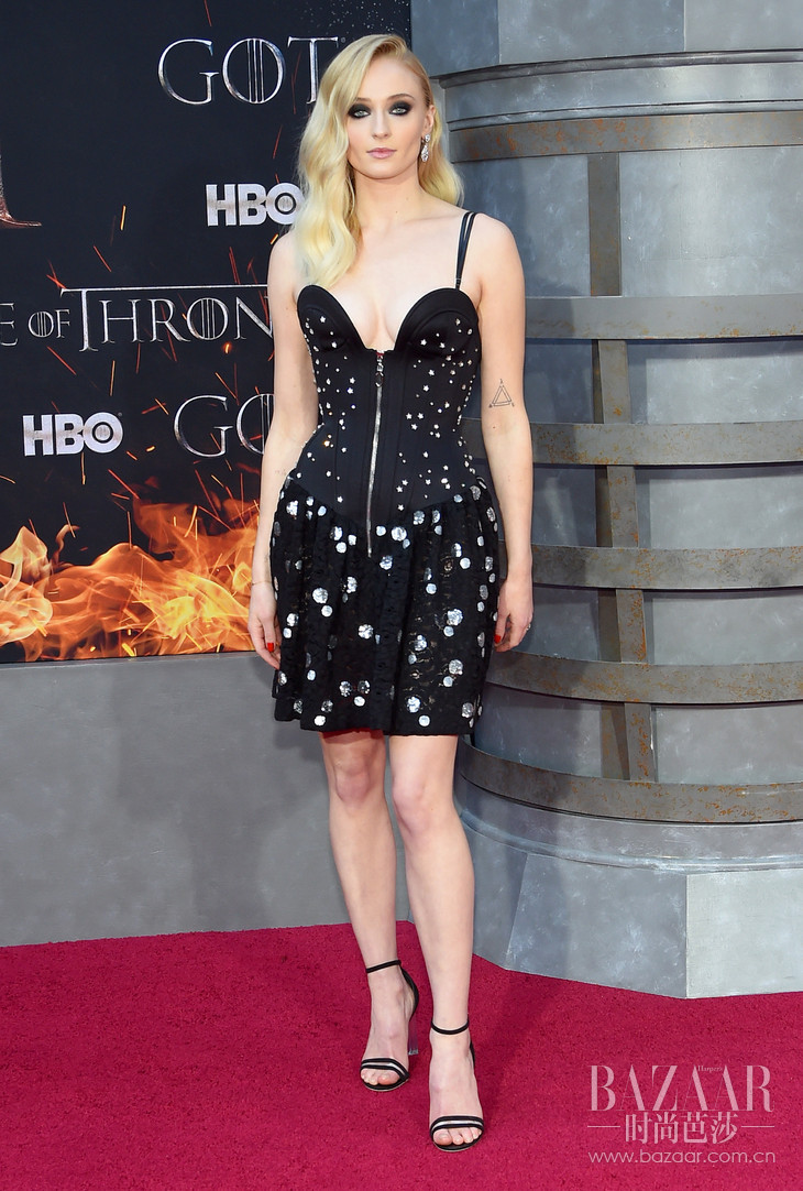 Sophie Turner - Game of Thrones NYC