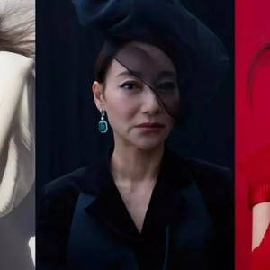 BazaarVPop | 金像奖女演员特辑-时间的答案:惠英红、曾美慧孜和黄璐
