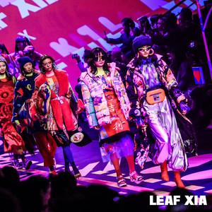 Hello Kitty登陆魔都最靓地铁,萌翻LEAF XIA上海时装周