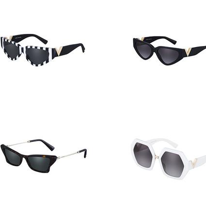 Valentino 2019春夏眼镜系列 - 经典与前卫的完美融合