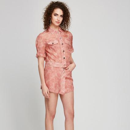 bebe夏日时尚 演绎撩动人心的印花风情