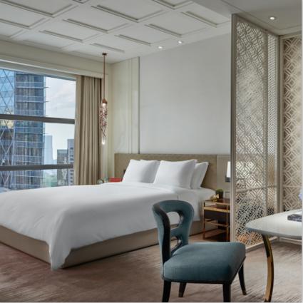 都市中心顶级奢华居停  曼谷瑰丽酒店华丽揭幕