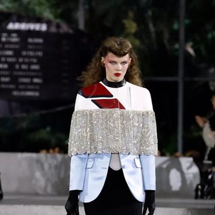 起飞,降落,在Louis Vuitton 2020年早春系列的时髦中转地,领取下一站旅行的号码牌