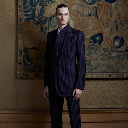 Alexander McQueen 2020年?#21512;?#30007;装系列