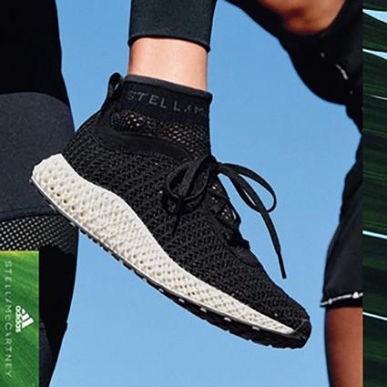 adidas by Stella McCartney发布ALPHAEDGE 4D跑鞋限定款