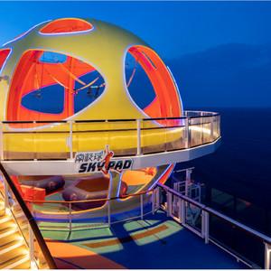 先睹为快,揭秘皇家加勒比全新游轮海洋光谱号