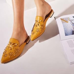 珍珠,花与鞋是这个春天开始的童话