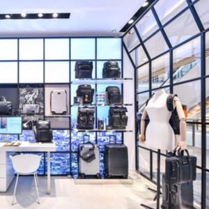 TUMI 上海恒隆限时精品店盛大开幕  互动间探索顶尖设计及卓越品质之精美融合