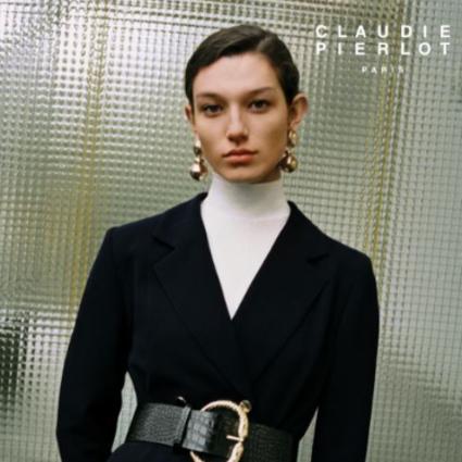 Claudie Pierlot 2019秋冬广告系列:于地下铁展现都会服饰魅力