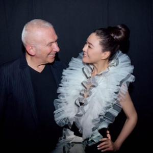 田海蓉2019巴黎高定周之旅,Jean Paul Gaultier戏剧高光时刻