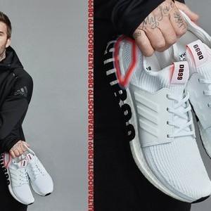阿迪达斯携手贝克汉姆联合推出限定跑鞋