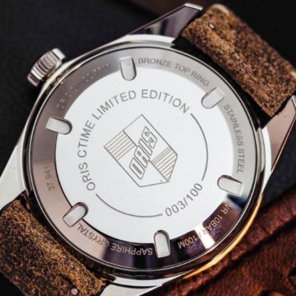 今日开箱,重磅惊喜!豪利时表态网限量版65年复刻版潜水腕表