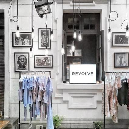 REVOLVE:时尚是一场大派对
