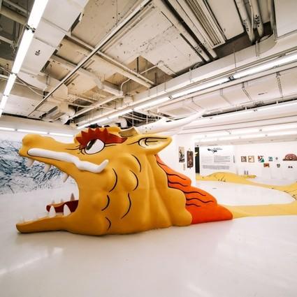 全球首站Vans文化体验展览亮相上海K11