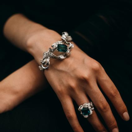 DIOR迪奥Gem Dior顶级珠宝系列 瑰丽生辉