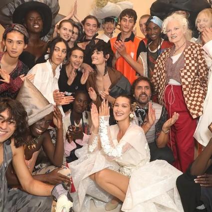 Andreas Kronthaler for Vivienne Westwood 2020春夏系列