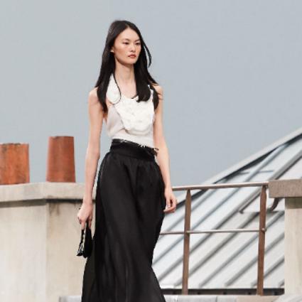 香奈儿2020春夏高级成衣系列发布