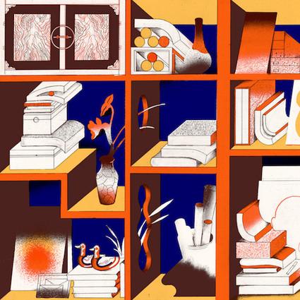 路易威登《游记》系列新增洛杉矶与首尔图册