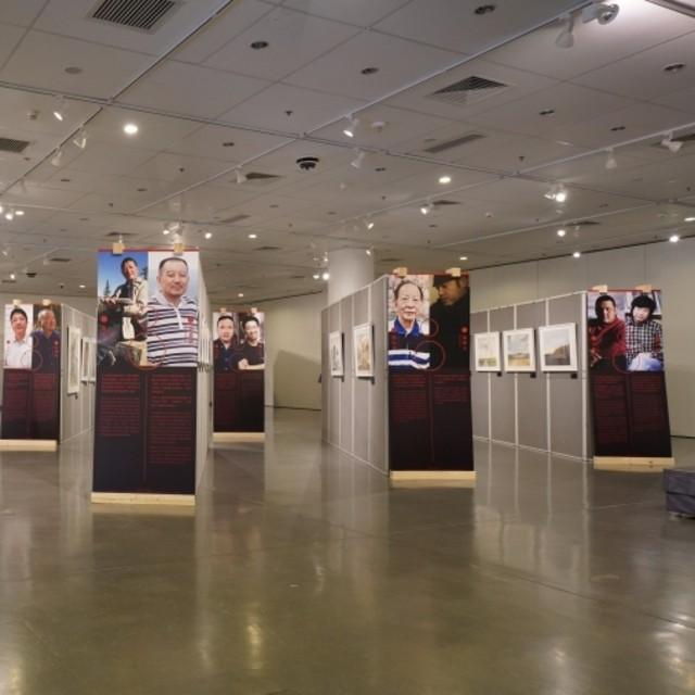 香港文化节2019  信和集团呈献:「香港水墨行二零一九」正式揭幕