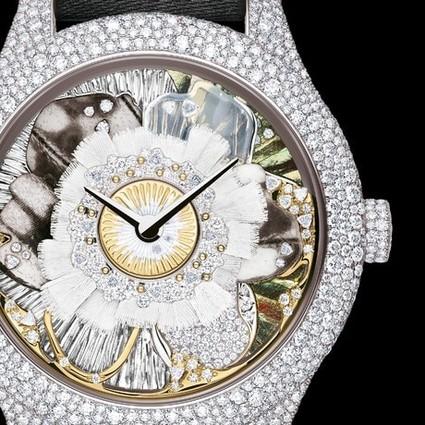 Dior Jardins Imaginaires顶级腕表