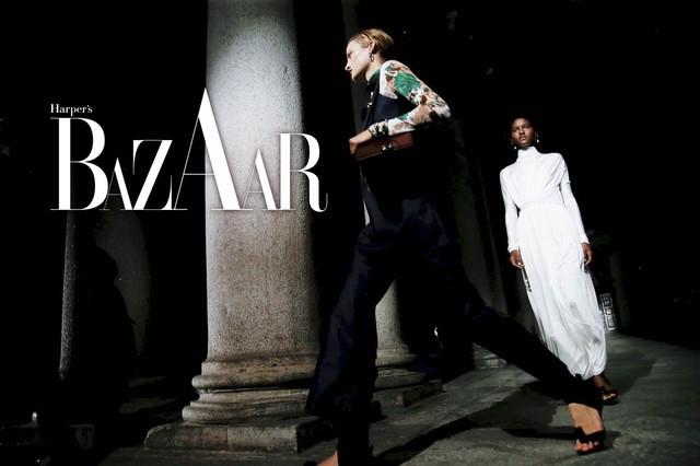 Jil Sander绝不只有极简风格,Max Mara重现007电影