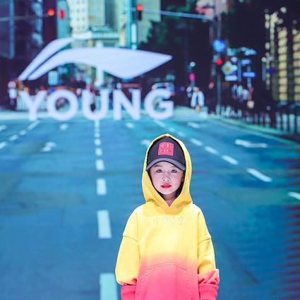 """李宁YOUNG""""为孩子、致未来""""2020童装来了!"""