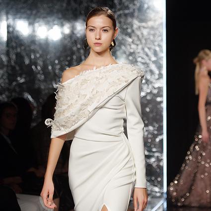 直擊米蘭時裝周 | 這個品牌用多維視角闡釋光與女性的時代關聯