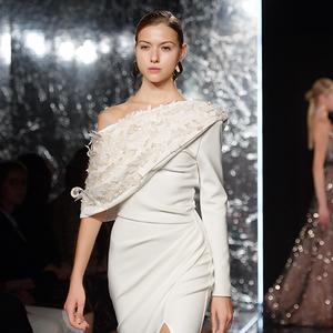 直击米兰时装周 | 这个品牌用多维视角阐释光与女性的时代关联