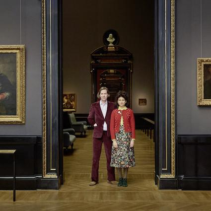 """Prada米兰基金会将于2019年9月20日至2020年1月13日举办由WES ANDERSON和JUMAN MALOUF策划的展览""""棺中的木乃伊及其它宝藏"""""""