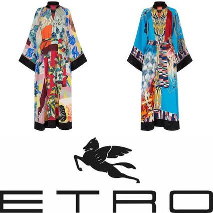 ETRO携手LUISA WORLD推出ETRO Beach Mykonos胶囊系列