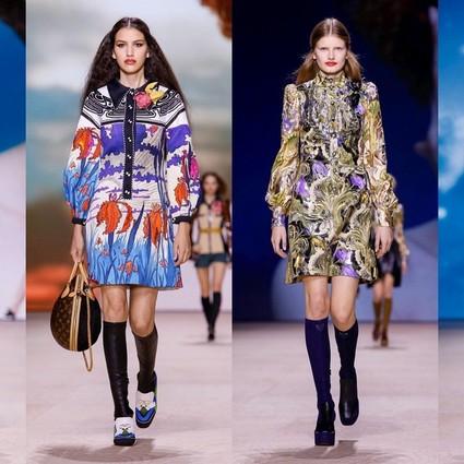 时尚芭莎180秒|在巴黎时装周,有什么能买一送一?