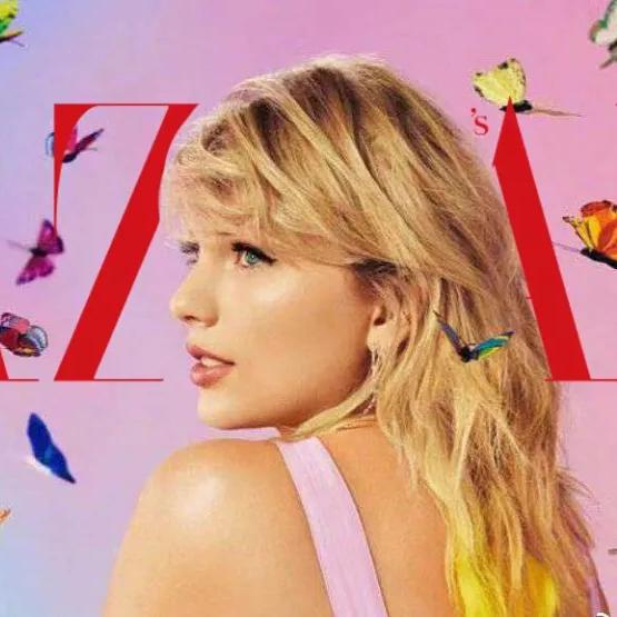 Lover光速登顶,这个爱写情歌的Taylor Swift原来一直都没有变