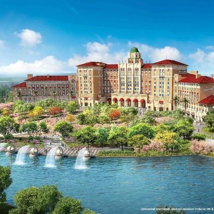 北京环球度假区发布两家主题酒店;中国三城跻身世界旅游城市榜单前十