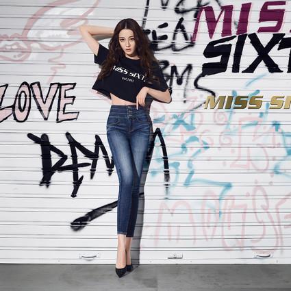 MISS SIXTY携手品牌亚太区代言人迪丽热巴性感演绎2019秋季大片