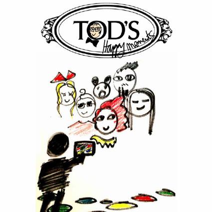 TOD'S FACTORY匠心工坊系列之Alber Elbaz HAPPY MOMENTS快乐起航