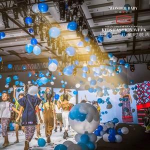 [上海国际儿童时装周]第11届欣融盛放  意大利著名女装品牌Manila Grace携女孩系列发布