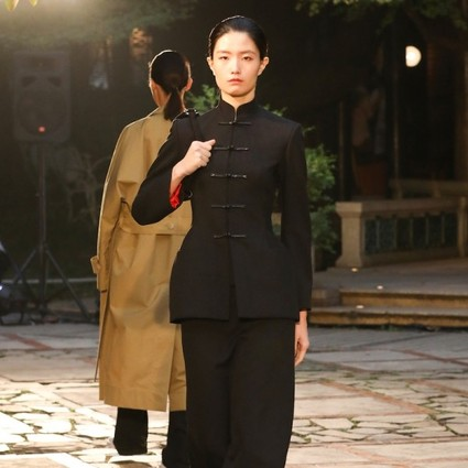 "SAMUEL GUì YANG 2020春夏系列 - ""白日美人"""