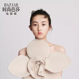 成年后的电影故事已开启,这是18岁的女演员张子枫