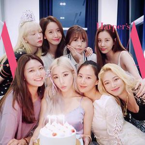 少女时代8人合体,过了12年,她们还少女吗?