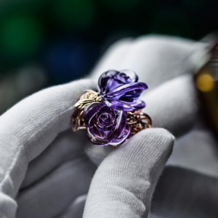 探索Rose Dior Pré Catelan系列珠宝