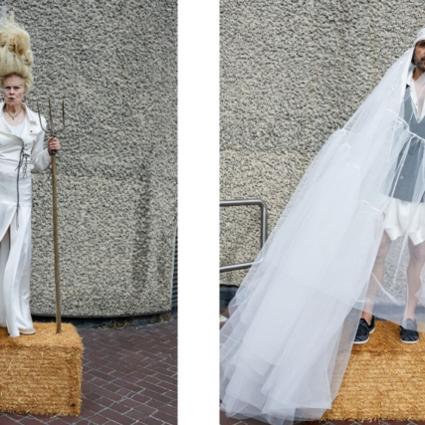 Vivienne Westwood 正式发布2019-20秋冬广告大片