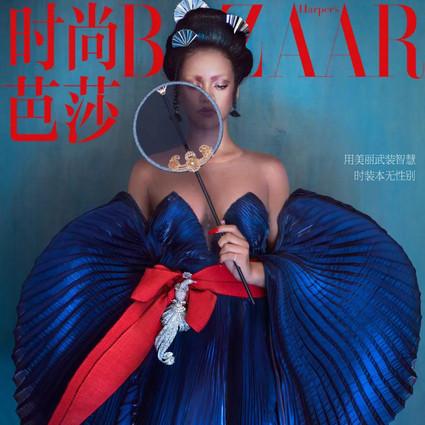 看看Rihanna,谁还敢说中国元素不时髦?