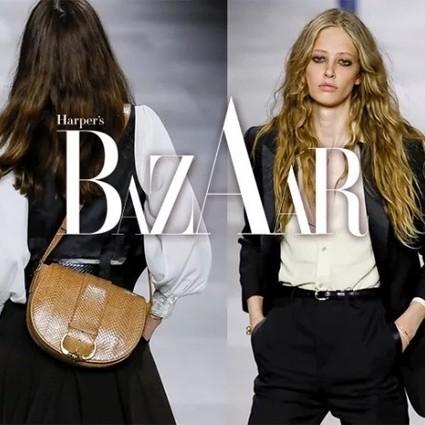 真正时髦的巴黎女人到底都在穿什么?CELINE给出了答案