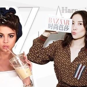 "Selena也要加入不务正业行列了?宋佳怕是最""懒""的街拍女王…"