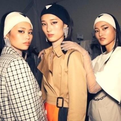 设计师卜柯文诠释新女性主义群像  盛启Chris by Christopher bu 2020年春夏成衣时装发布会