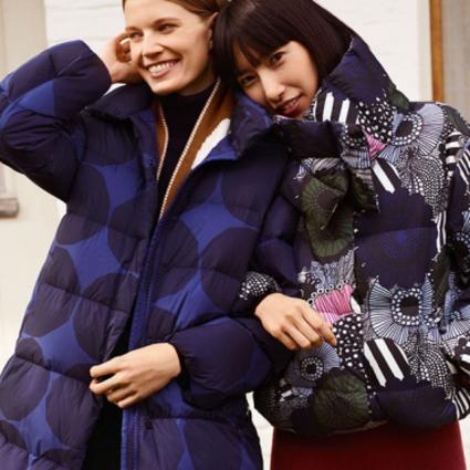 Marimekko与UNIQLO再度携手推出限量秋冬联乘系列